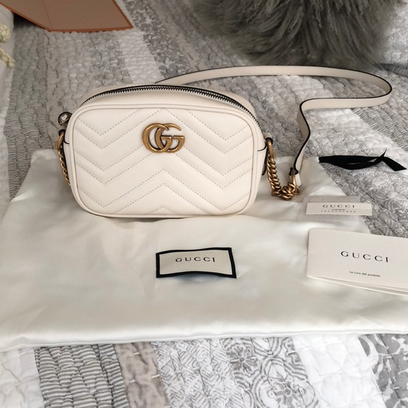 2573263c4af3 Gucci Bags | Gg Marmont Matelasse Mini Bag | Poshmark